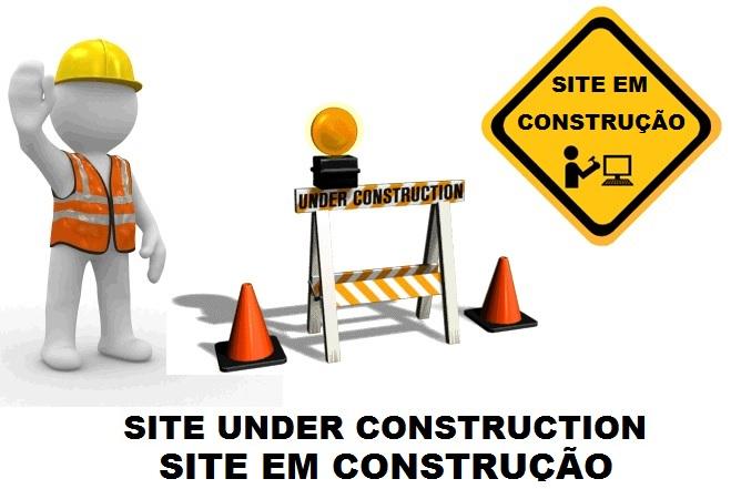 Site em (re)construção