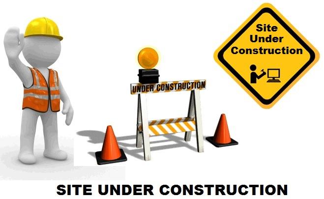 Site under (re)construction